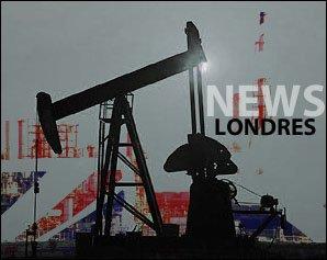 prix-du-petrole Londres